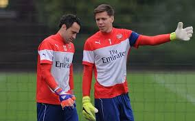 Arsenal Keepers